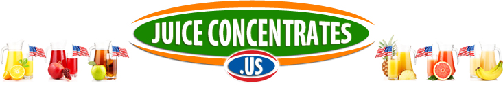 fruit juice concentrates united states