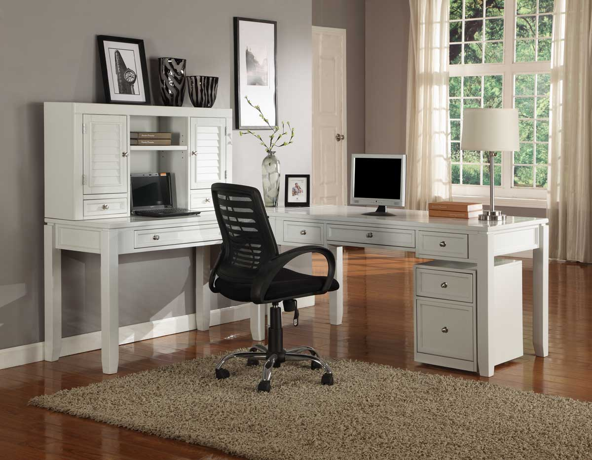 Start working from home tips for building a highly for Small work office decorating ideas