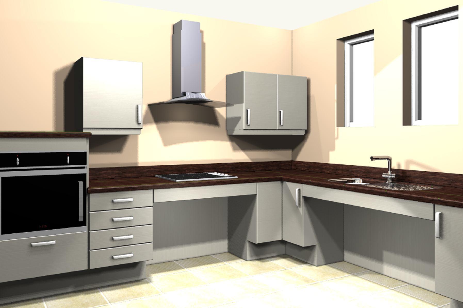 kitchen design for disabled. accessible kitchen designthe disabled