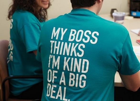 image description - Company T Shirt Design Ideas