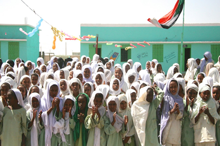 In Sudan, communities are finally seeing the value of educating girls