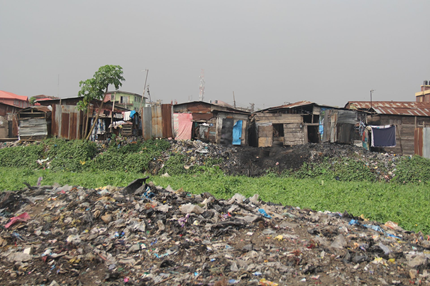 Children of the Dustbin Estate: growing up on a Lagos swamp