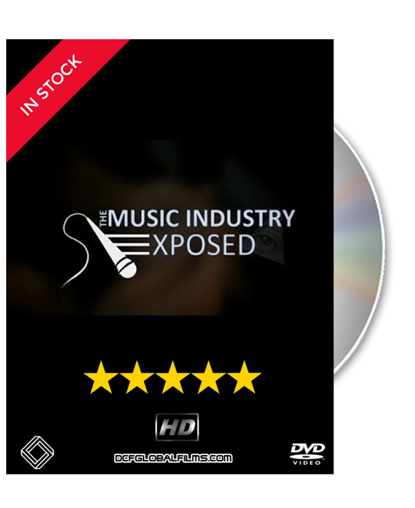 DCF  The Music  Industry Exposed 2019 DVD