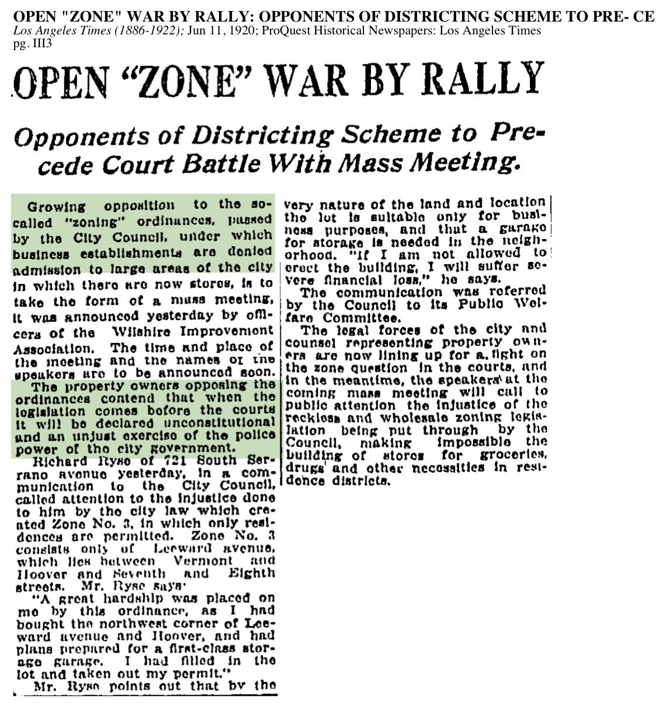 1920-Open Zone War By Rally