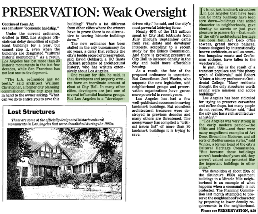 1991-City To Consider Tougher Laws on Historic Structures Considers-p2