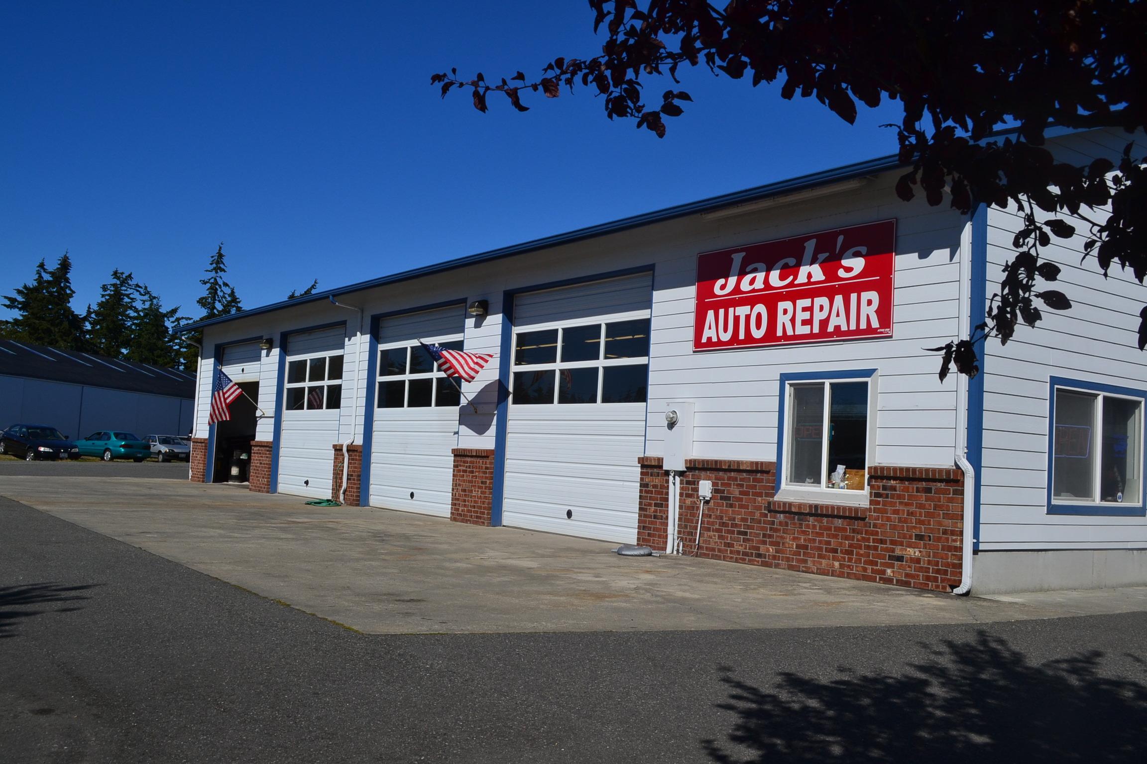 Home jacksauto for Oak harbor motors service department