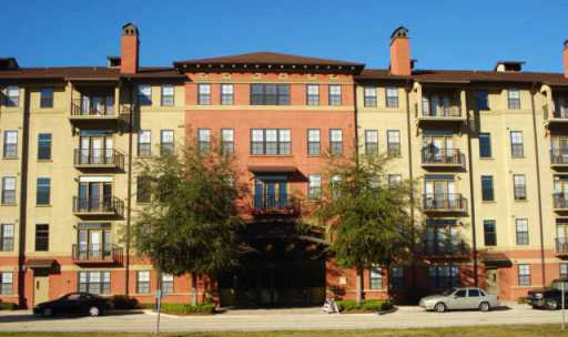 lake buena vista condo inspection