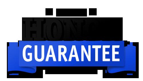 $10,000 Guarantee backed by InterNACHI
