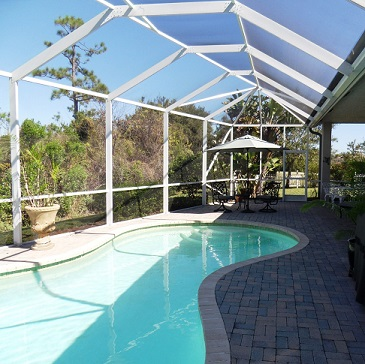 pool inspection in De Leon Springs