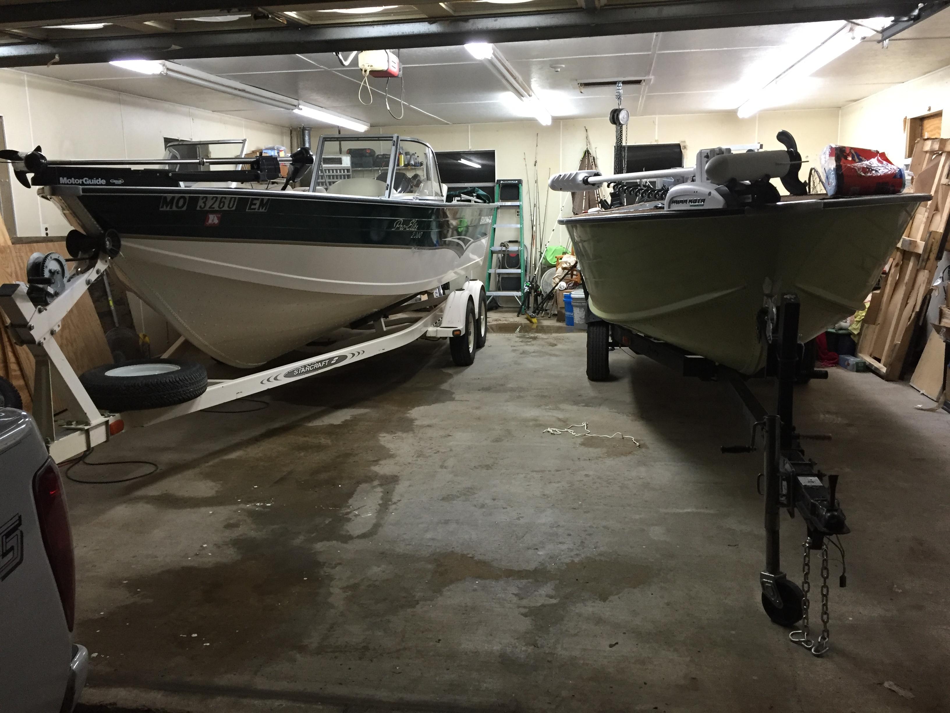Starcraft Boat Comparison