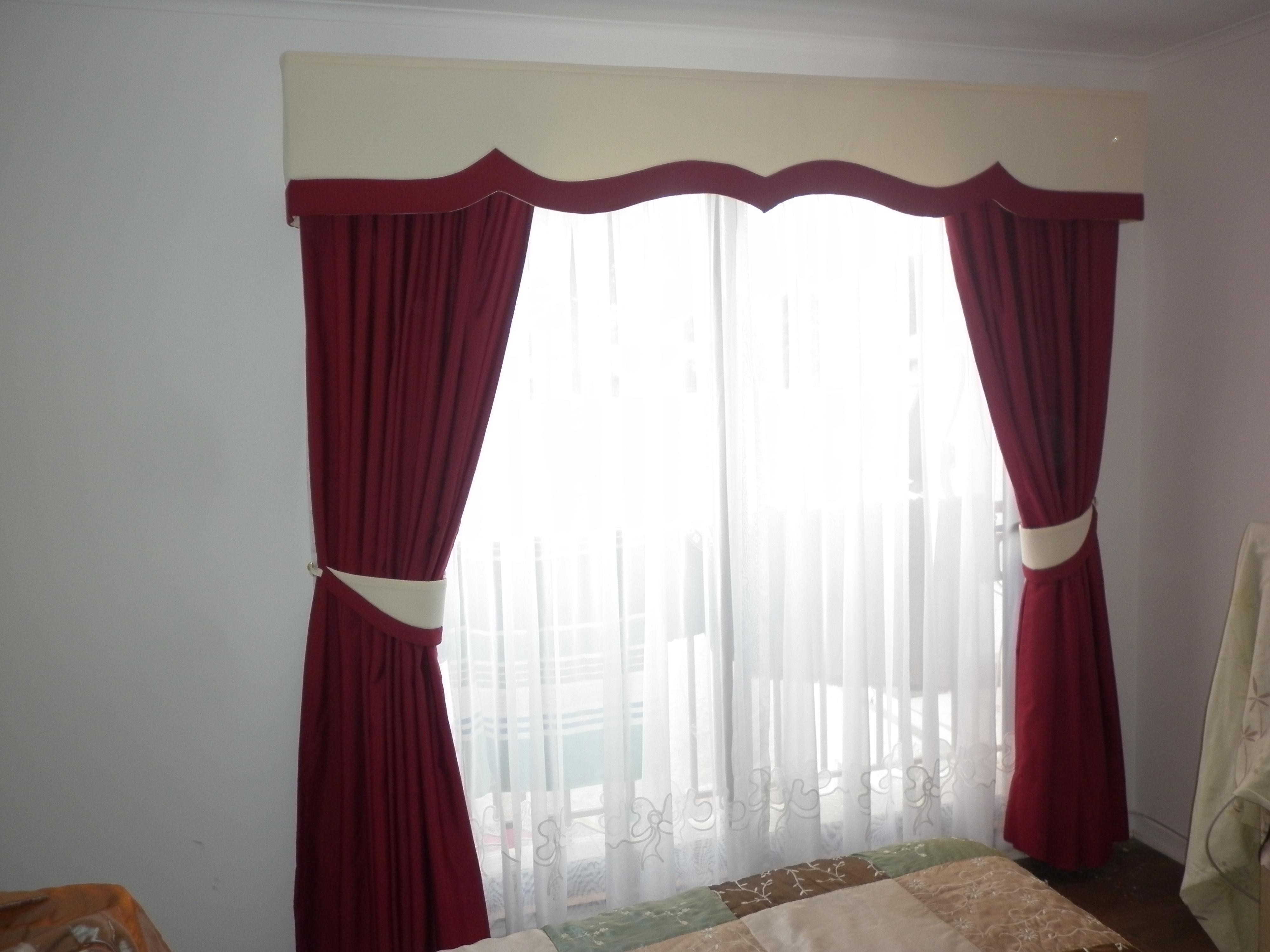 Imagenes de cortinas en foamy cortinas confeccion de - Cortinas de goma ...