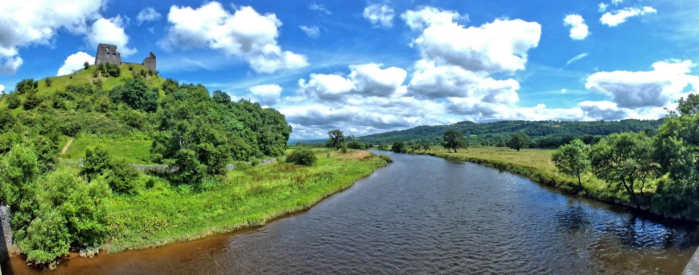 Castles of Wales, Welsh Castles, Landscape,