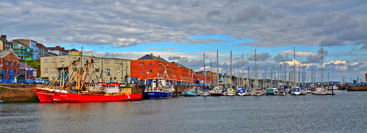 Milford Haven, Wales, Welsh, Harbour