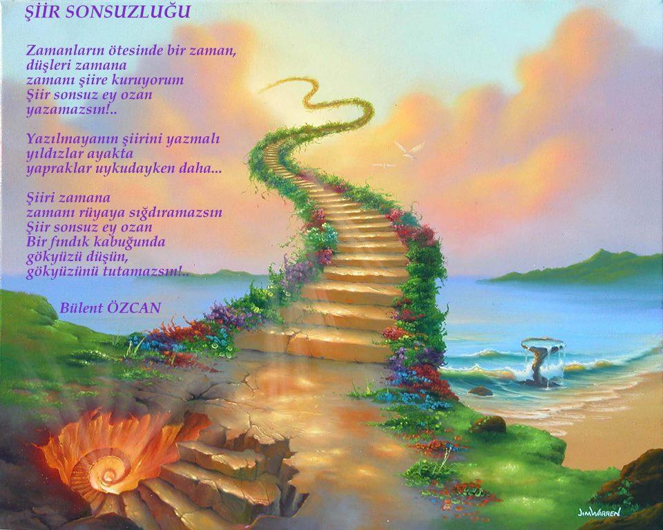 Şiir Sonsuzluğu - Bülent Özcan