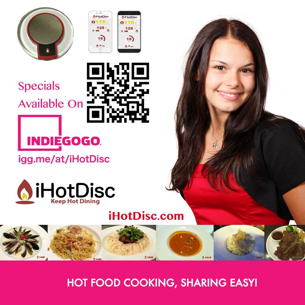 iHotDisc Indiegogo Campaign
