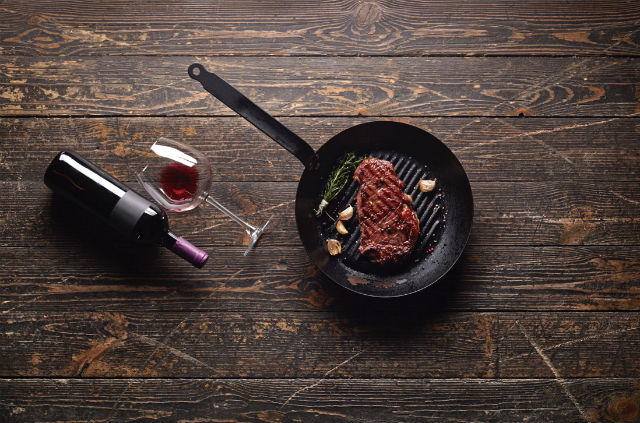 iHotDisc Steak